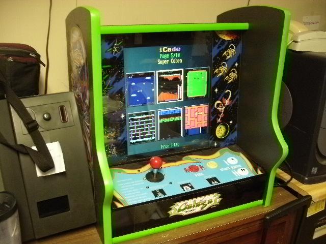 Countertop Arcade : Multicade countertop arcade machine