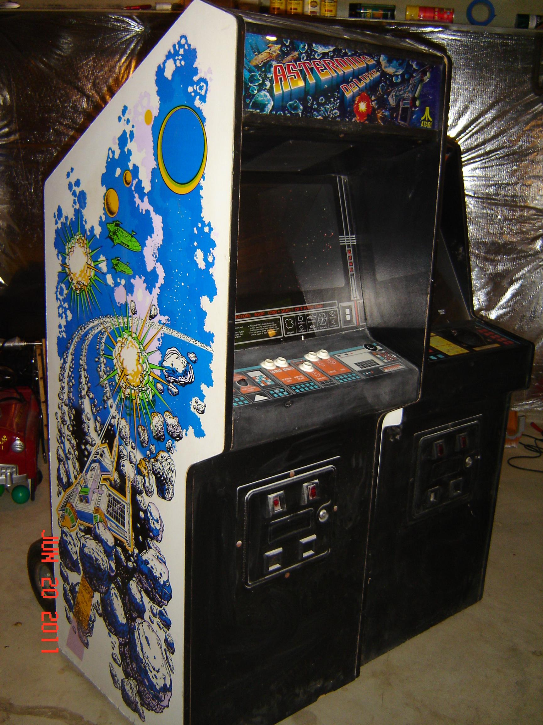 asteroids arcade online - photo #14