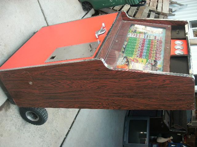 Sweet shawnee slot machine for sale