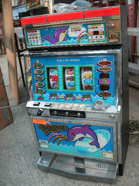 flipper machine