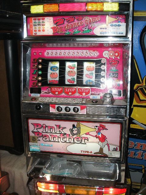 Pink panther slots for free